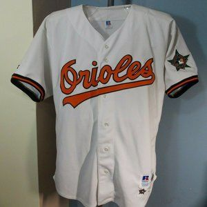 1993 All-Star Game Baltimore Orioles Russell Jerse
